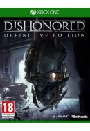 Dishonored: Definitive Edition ( Lietota spēle ) Xbox One