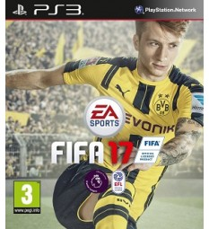 FIFA 17 PlayStation 3 PS3