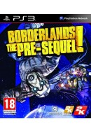 Borderlands: The Pre-sequel! ( Lietota spēle ) PlayStation 3 PS3