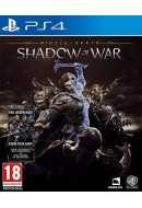 Middle-earth: Shadow of War ( Lietota spēle ) PlayStation 4 PS4