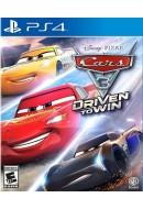 Cars 3: Driven to Win PlayStation 4 PS4