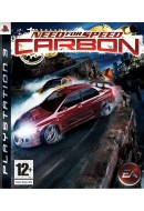 Need for Speed Carbon ( Lietota spēle ) PlayStation 3