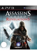 Assassin's Creed: Revelations ( Lietota spēle ) PlayStation 3
