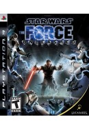 Star Wars: The Force Unleashed ( Lietota spēle ) PlayStation 3