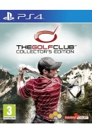 The Golf Club Collector's Edition ( Lietota spēle ) PlayStation 4 PS4