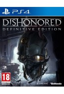 Dishonored: Definitive Edition ( Lietota spēle ) PlayStation 4 PS4