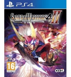 Samurai Warriors 4 II PlayStation 4 PS4