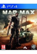 Mad Max PlayStation 4 PS4