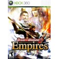 Dynasty Warriors 5: Empires ( Preowned ) XBOX360