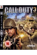 Call of Duty 3 ( Lietota spēle ) PlayStation 3