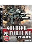 Soldier of Fortune: Payback ( Lietota spēle ) PlayStation 3