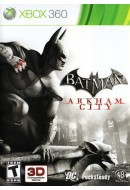 Batman: Arkham City XBOX360