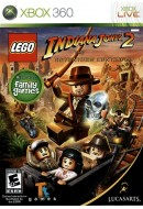 LEGO Indiana Jones 2: The Adventure Continues ( Lietota spēle ) XBOX360