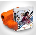 Time Crisis 4 + G-Con 3 Gun ( Preowned ) PlayStation 3