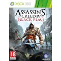 Assassin s Creed IV (4) Black Flag ( Preowned ) XBOX360