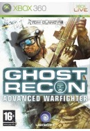 Ghost Recon Advanced Warfighter ( Lietota spēle ) XBOX360