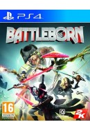 Battleborn PlayStation 4 PS4