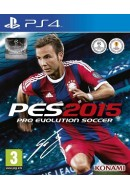 Pro Evolution Soccer 2015 PES ( Lietota spēle ) PlayStation 4 PS4
