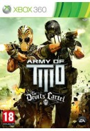 Army of Two: The Devil's Cartel XBOX360