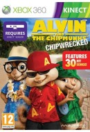 Alvin and the Chipmunks: Chipwrecked XBOX360