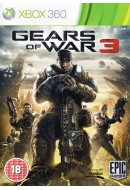 Gears of War 3 ( Lietota ) XBOX360